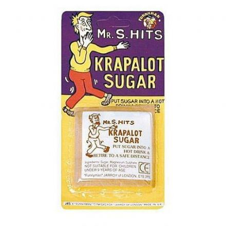 Mr S. Hits, Krapalot Sugar